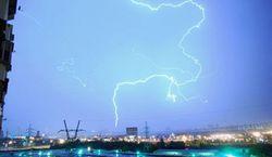 Москву затапливают дожди второй день подряд