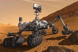 NASA о новых находках Curiosity на Марсе