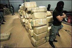 В Киеве сгорело более тонны кокаина