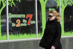Валютные депозиты украинцев скоро превысят золотовалютные резервы