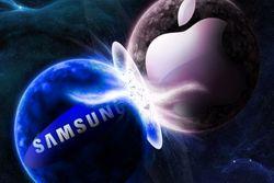 На рынке смартфонов по темпам роста Samsung опережает Apple в пять раз