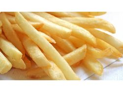 Инфракрасное облучение снижает вредность картофеля фри – ученые