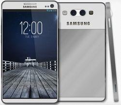Часофон и Galaxy S IV Samsung всё же представит в текущем году