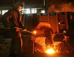В Донецке остановилась последняя мартеновская печь