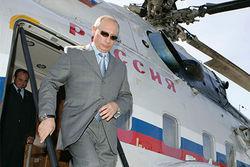 Вертолетная площадка в Кремле готова для полетов президента России - СМИ