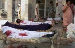 В Пакистане новый теракт: теперь взорван полицейский участок