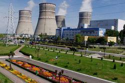 Первый блок Ривненской АЭС отключен на плановый ремонт