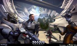 Mass Effect усердно работает над очередным обновлением
