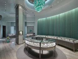 Первый бутик Tiffany появится в Москве в начале следующего года