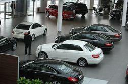 Спецпошлины на автомобили дают о себе знать Украине