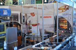 В Молдове проходит три выставки на тему пищевой промышленности