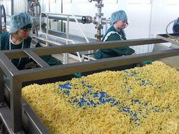 В Кыргызстане открыт завод по переработке картофеля