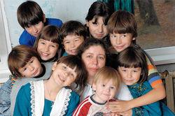 В Госдуме предлагают возродить в России звание «Мать-героиня»