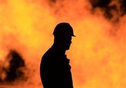 В Черкассах ночью горела больница, погиб человек