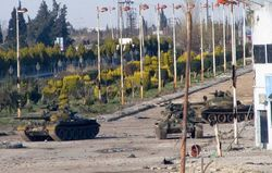 Финны перехватили детали для танков, отправленные из России в Сирию