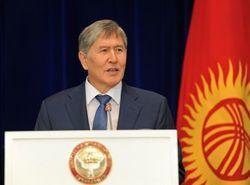 Президент Кыргызстана предвидит скорые попытки раскола государства