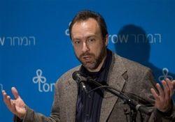 В Украину приезжает основатель Wikipedia, Джимми Уэйлс