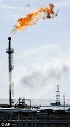 В I полугодии «Черноморнефтегаз» увеличил добычу газа на 12,8 проц.