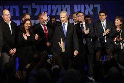 В Израиле сформировано коалиционное правительство