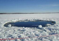 На подъем Челябинского метеорита со дна озера выделено 3 млн. рублей