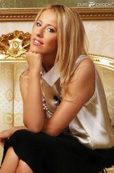 Нижнее белье Ксении Собчак рассказало о ее финансовом положении