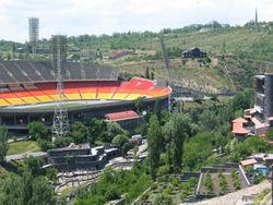 стадион «Раздан»