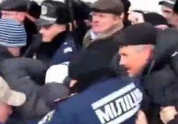 «Свобода» в потасовке в День Победы в Тернополе обвинила правоохранителей