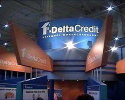 Депозитный рейтинг «ДельтаКредит» понижен Moody's до негативного