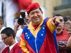Уго Чавес зарегистрирован кандидатом в президенты
