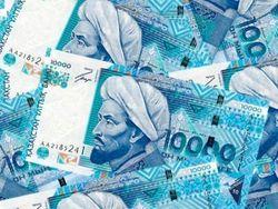 Тенге укрепился к фунту, канадскому доллару и к евро