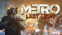 Metro: Last Light появится в начале следующего года
