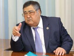 Аман Тулеев отказался от иска к Владимиру Жириновскому