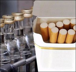 С 2013г. в Узбекистане возрастет акцизный налог на алкоголь и табачные изделия