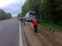 Баскетболистки женской сборной Беларуси попали в аварию
