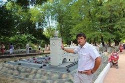 Туристам: В Бахчисарае открылся парк миниатюр – самый большой в Крыму