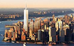 «Башня свободы» станет самым высоким зданием в Нью-Йорке