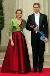 инфанта Кристина и герцог Пальма-де-Майоркский Иньяки Урдангарин
