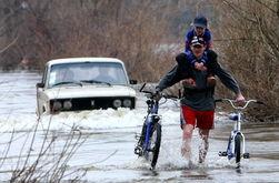 Хмельницкой и Винницкой областям угрожает наводнение