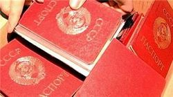 В Молдове отменят хождение советских паспортов