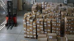 Китайские оружие и религиозная литература найдены в посылках Алматы