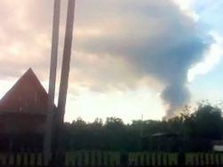На складе в Оренбуржье прекратились взрывы