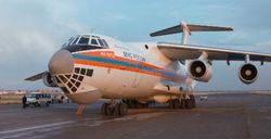 На ликвидацию последствий наводнения прибыли еще три самолета МЧС