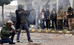 В Ливии произошло нападение на резиденцию премьер-министра