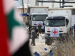 Эвакуация мирных жителей из Хомса не была осуществлена