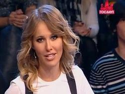 Триумфальное возвращение Ксении Собчак на телевидение