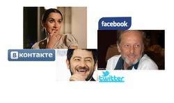 Биржевой лидер: Twitter и ВКонтакте – самые популярные соцсети шоу-бизнеса России
