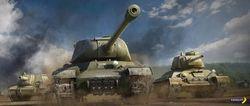 В Беларуси танкистов обучат с помощью... компьютерной игры World of Tanks