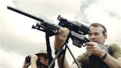 На выставке CES 2013 была представлена снайперская винтовка на Linux