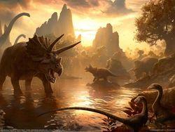 Пресноводные меньше пострадали от астероида, убившего динозавров