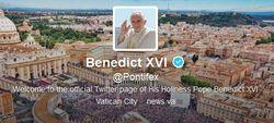 У Папы Римского в Twitter - 3 млн подписчиков: у кого друзей больше